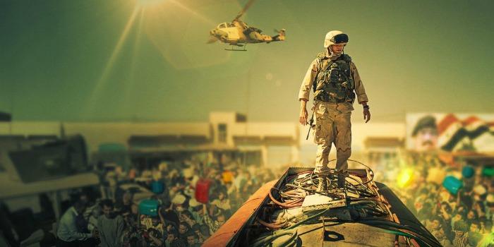 'Castelo de Areia': novo filme de guerra do Netflix chega com atraso de 10 anos