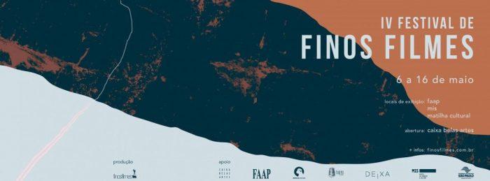 Festival Finos Filmes divulga lista de selecionados para edição 2017