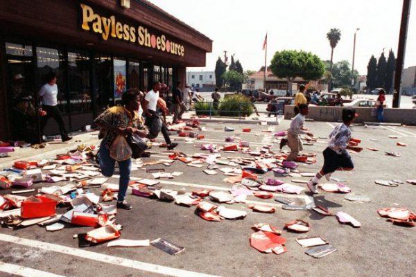 Cinema lembra distúrbios raciais que paralisaram Los Angeles em 1992