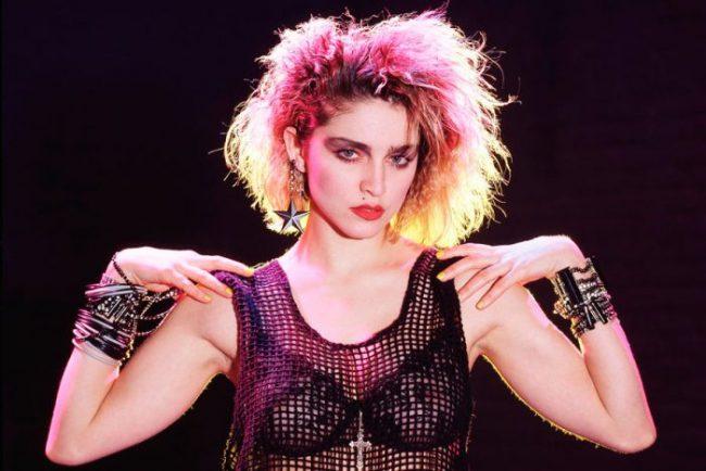 Luta de Madonna para lançar primeiro disco será levada para os cinemas