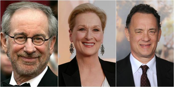 Parceria de Steven Spielberg, Meryl Streep e Tom Hanks ganha data de estreia