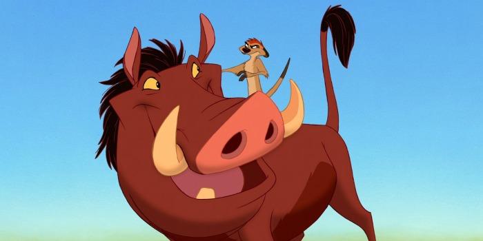 Seth Rogen e Billy Eichner serão Timão e Pumba no novo 'O Rei Leão'