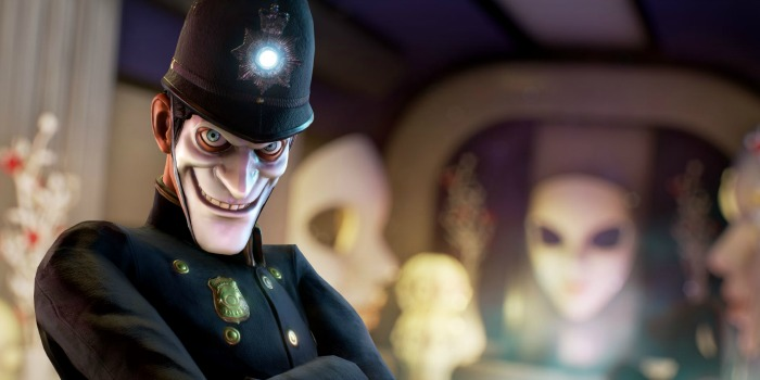 Game 'We Happy Few' será transformado em filme