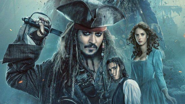 'Piratas do Caribe 5' desbanca 'Rei Arthur' do topo das bilheterias do Brasil