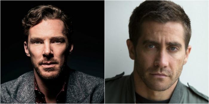 Benedict Cumberbatch e Jake Gyllenhaal negociam para estrelar drama no Rio de Janeiro