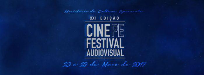 Cine PE divulga lista de selecionados para a edição 2017