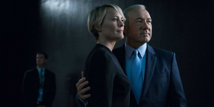"""Netflix prepara série derivada de """"House of Cards"""""""