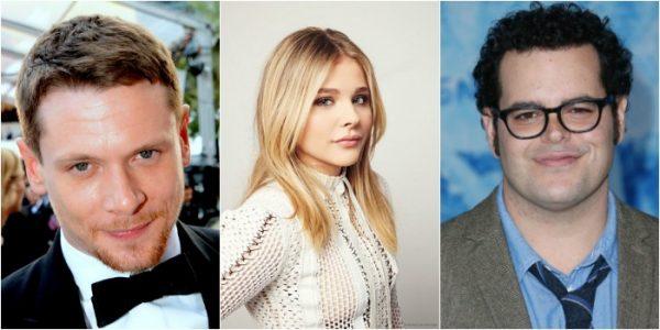 "Jack O'Connell, Chloe Grace Moretz e Josh Gad estrelam ""Party of the Century'"