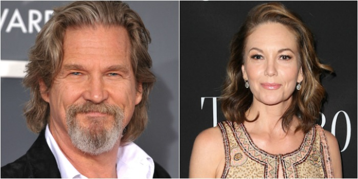 Jeff Bridges e Diane Lane serão protagonistas de novo drama