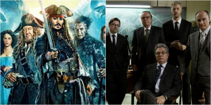 'Piratas do Caribe' e filme sobre o Plano Real chegam aos cinemas de Manaus