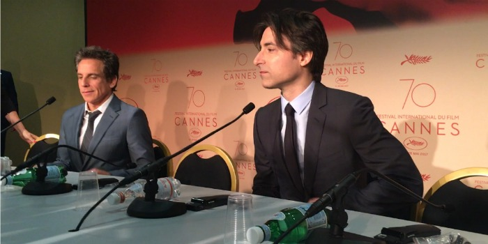 Festival de Cannes: Noah Baumbach usa de humor para abordar polêmica sobre Netflix