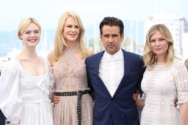 Cine Set em Cannes: clima de descontração na coletiva do remake de 'O Estranho que Nós Amamos'