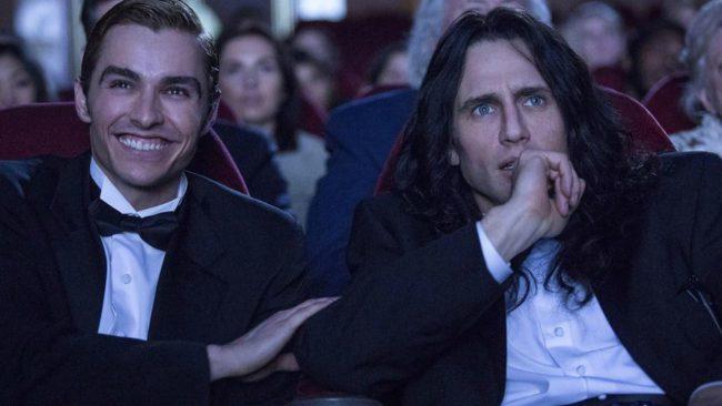 Comédia de James Franco entra na briga do Oscar 2018