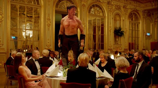 Sueco 'The Square' domina premiação do cinema europeu