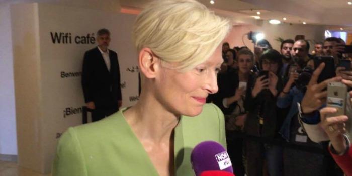 Cine Set em Cannes – dia 4: encontro com Tilda Swinton e emoção com Agnès Varda