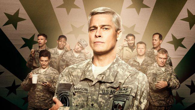 'War Machine': sátira política divertida, porém, sem fôlego