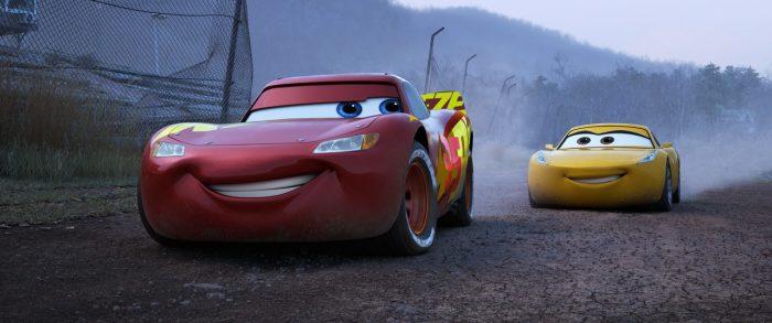 'Carros 3' tira 'Mulher-Maravilha' do topo das bilheterias dos EUA