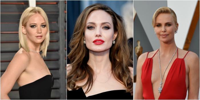 Universal Pictures quer Jennifer Lawrence, Angelina Jolie e Charlize Theron em franquia de monstros