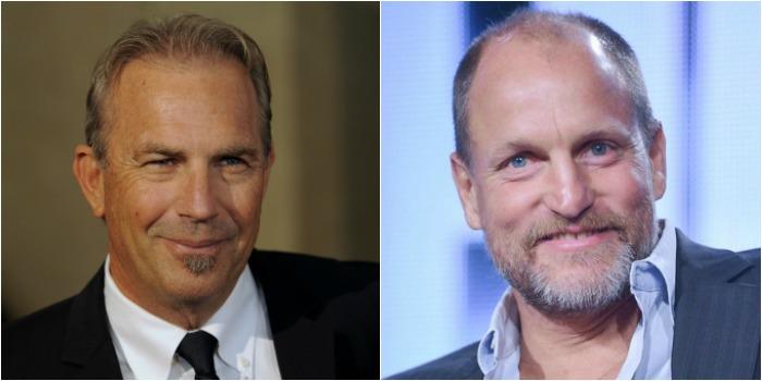 Netflix negocia com Kevin Costner e Woody Harrelson para novo filme