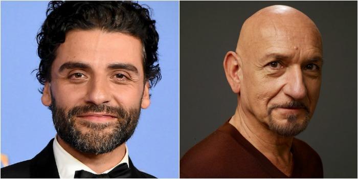 Oscar Isaac e Ben Kingsley serão estrelas de filme sobre caçada a nazista na Argentina
