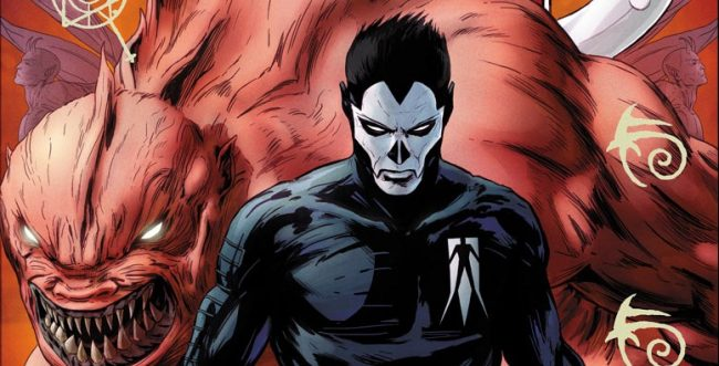 Super-herói 'Shadowman' irá ganhar filme em universo da Valiant nos cinemas