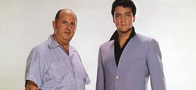 Vida do polêmico empresário de Elvis Presley será levada para os cinemas