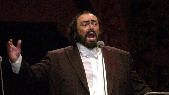Documentário sobre Luciano Pavarotti será dirigido por Ron Howard