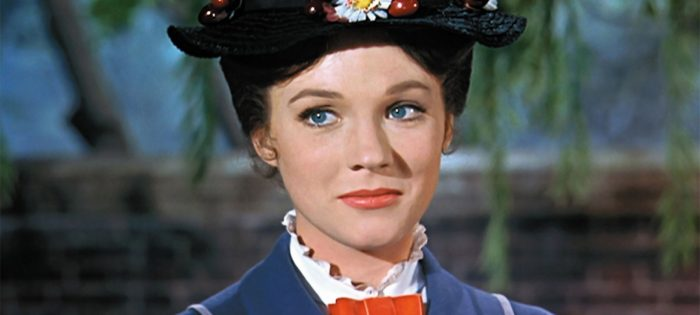 Diretor explica motivo de Julie Andrews fora do novo 'Mary Poppins'