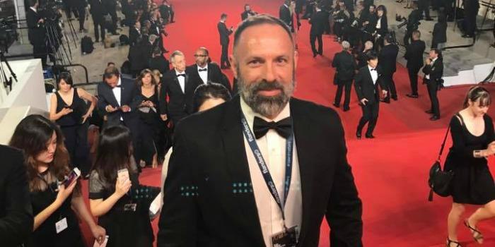 Cine Set em Cannes: Sérgio Andrade e 'A Terra Negra dos Kawa'