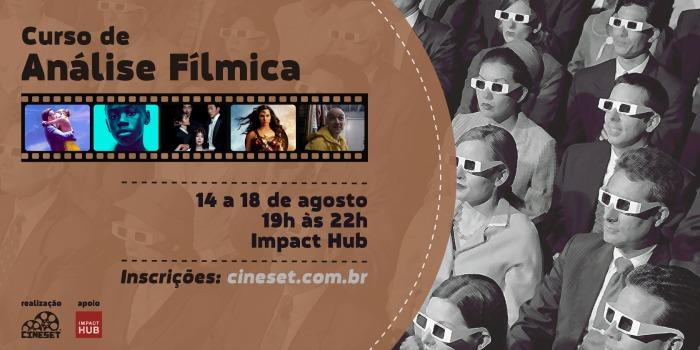 Cine Set abre inscrições para curso de análise dos filmes de sucesso de 2017