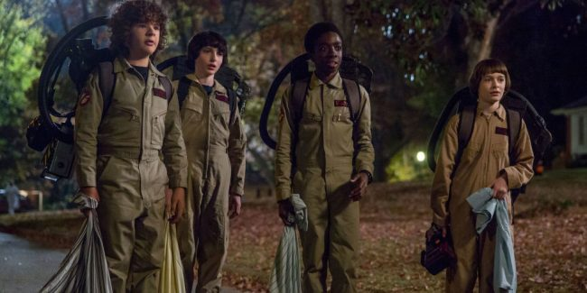 Segunda temporada de 'Stranger Things' ganha data de estreia