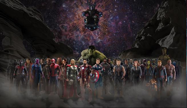 'Os Vingadores: Guerra Infinita' deve ser o filme mais longo da Marvel