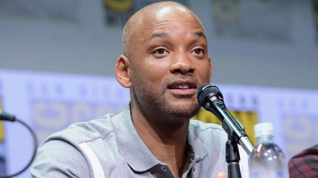 Comic-Con San Diego: Will Smith volta a defender a Netflix