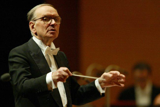 'Gosto de ouvir minha música e ver a reação do público', diz Morricone em turnê