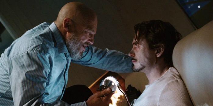 Jeff Bridges odiou destino do vilão em 'Homem de Ferro'