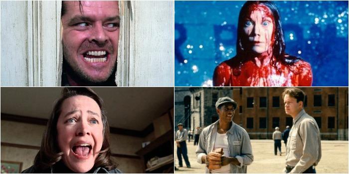 O Melhor e o Pior de Stephen King nos Cinemas