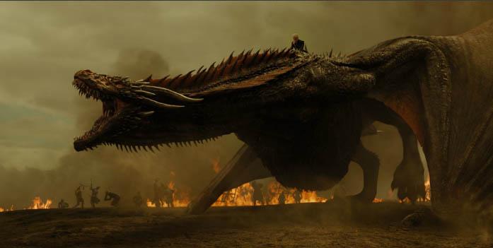 'Game of Thrones' segue como a série mais pirateada pelo sexta ano seguido