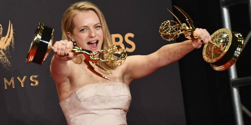 Elisabeth Moss será líder feminista dos anos 1960 em novo filme