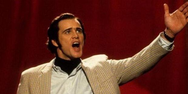 Viver Andy Kaufman foi jornada de descoberta, diz Jim Carrey em Veneza