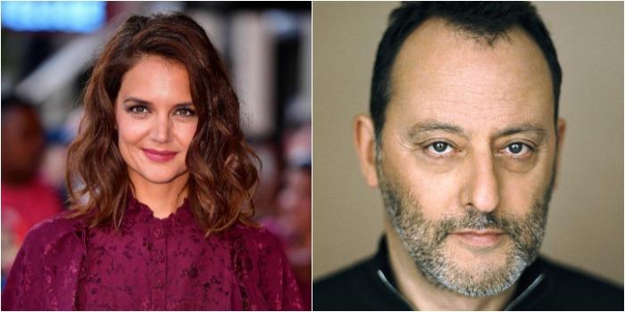Katie Holmes e Jean Reno serão protagonistas de filme de ação