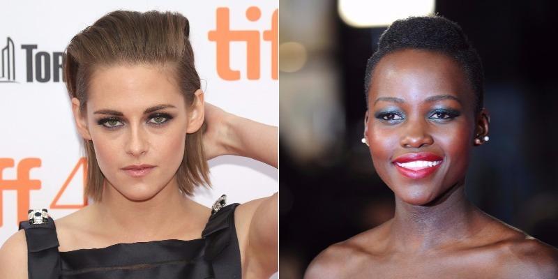 Kristen Stewart e Lupita Nyong'o está na mira para reboot de 'As Panteras'