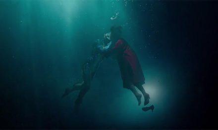 'A Forma da Água' e 'Dupla Explosiva' lideram indicações ao Oscar dos trailers