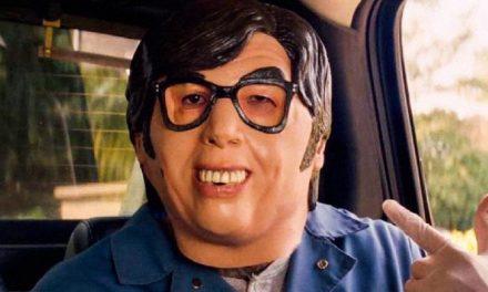 'Em Ritmo de Fuga' eleva procura por máscaras de Austin Powers no Halloween