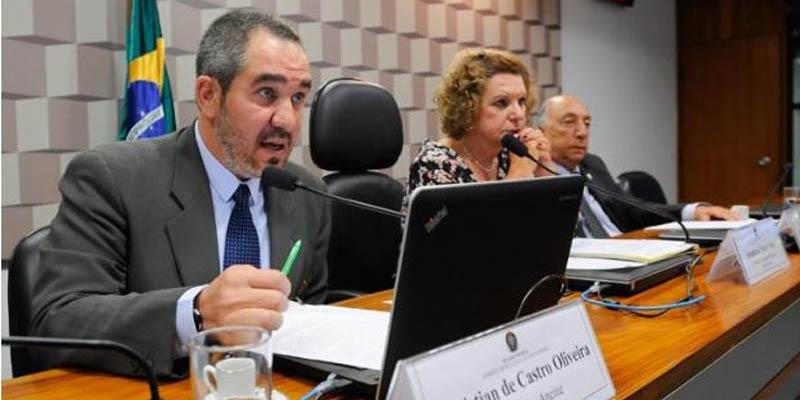 Christian de Castro ocupa vaga de Manoel Rangel na direção da Ancine