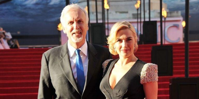 Kate Winslet reencontra James Cameron nas sequências de 'Avatar'