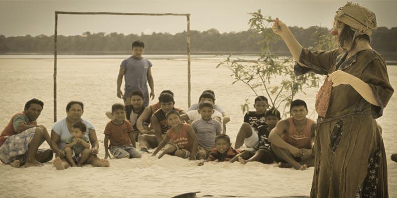 Documentário 'Purãga Pesika' reúne cultura indígena e teatro no Alto Rio Negro