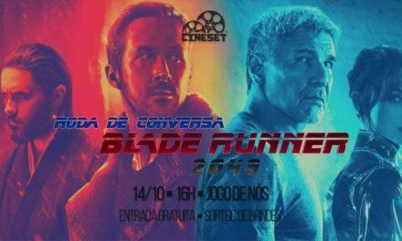 Cine Set promove evento gratuito sobre 'Blade Runner 2049' em Manaus