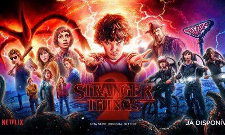 'Stranger Things' vence disputa popular do melhor do Netflix em 2017