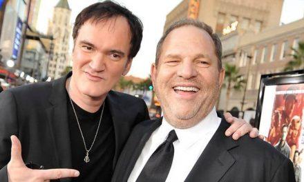 'Sabia suficiente para fazer mais do que fiz', diz Tarantino sobre Weinstein