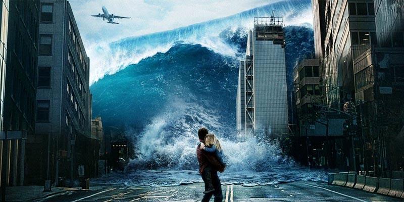 'Tempestade': filme deixa público com saudade de 'Armageddon'
